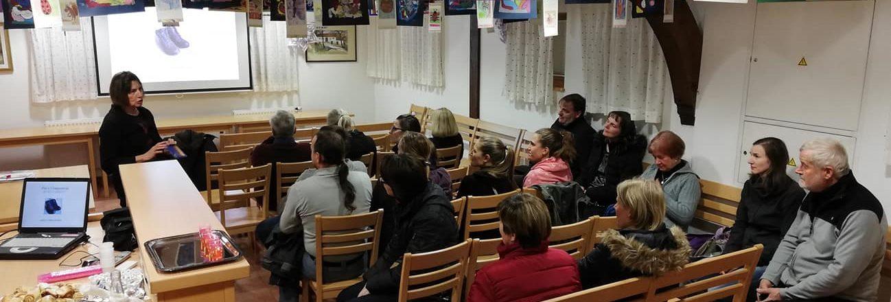 Potopisno predavanje: romanje v Compostelo